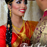 Sri Lankan Bridal makeup