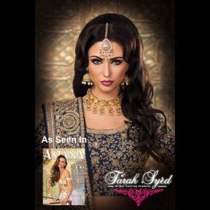 asiana magazine winter 2016 Indian Makeup