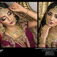Asian Bridal Makeup- Asiana Summer 2017 main run