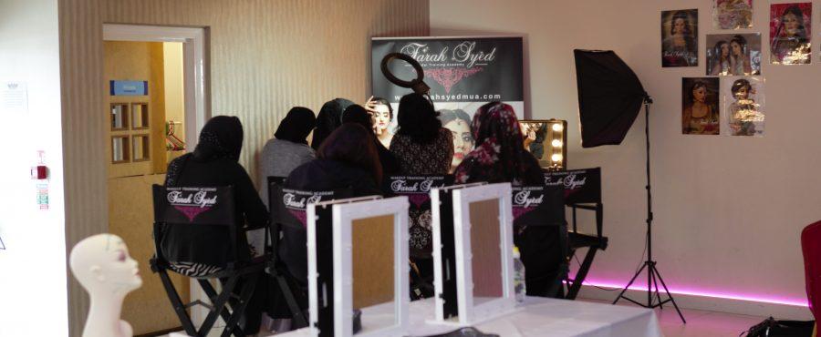 Asian Makeup Training