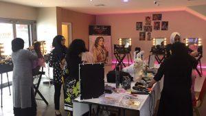 Makeup Training Academy