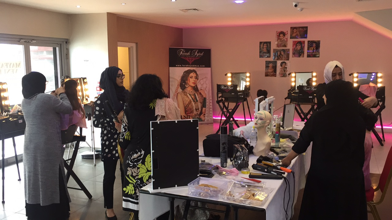 Makeup Training Academy
