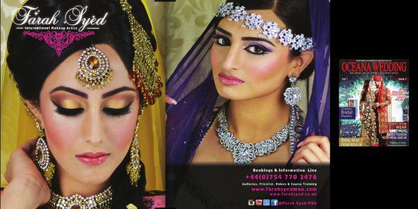 Oceana Magazine Farah Syed