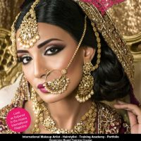 Asian Bridal Makeup- Asiana Summer 2017