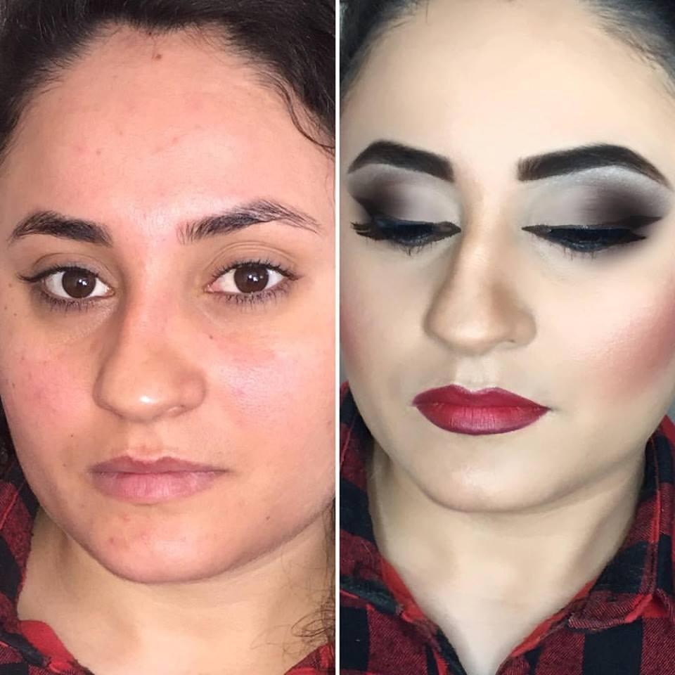 Farah Syed Arabic Turkish Bridal Makeup