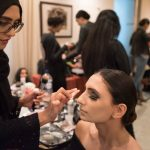 Bangladesh Fashion Week Backstage Makeup