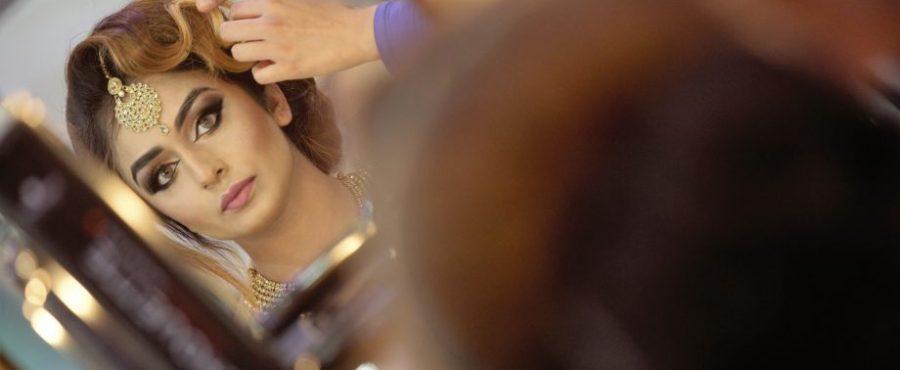 Asian Bridal Hairstyling